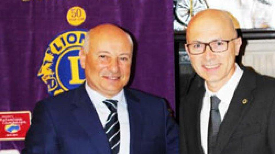 Paolo Piva nuovo Presidente del Lions Club San Marino Undistricted