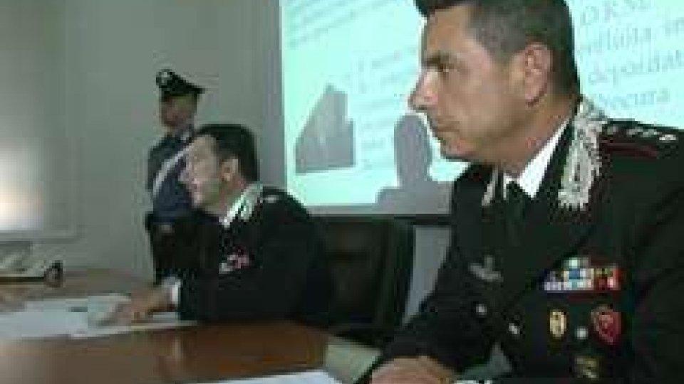 Le foto diffuse dai Carabinieri di RiminiRimini: Carabinieri sgominano rete di spacciatori