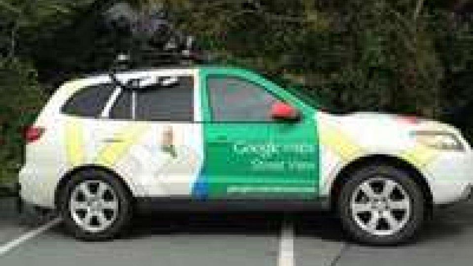 Detroit: Google Street View immortala uomo armato