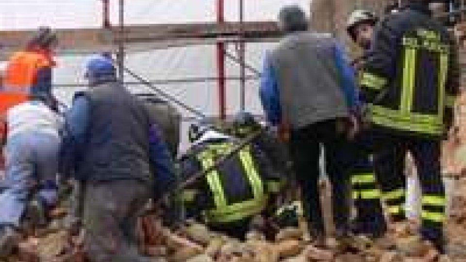 3 incidenti sul lavoro: grave a Castel Bolognese