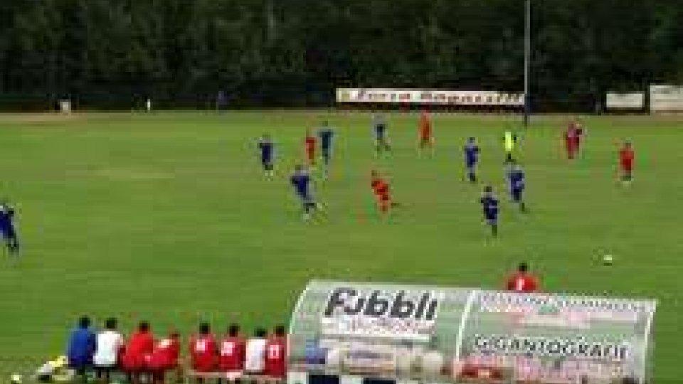 Il Forlì ne fa 2 alla Nazionale sammarinese