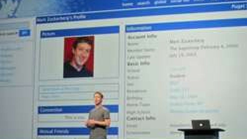 "Mark Zuckerberg fonda ""The Facebook"""