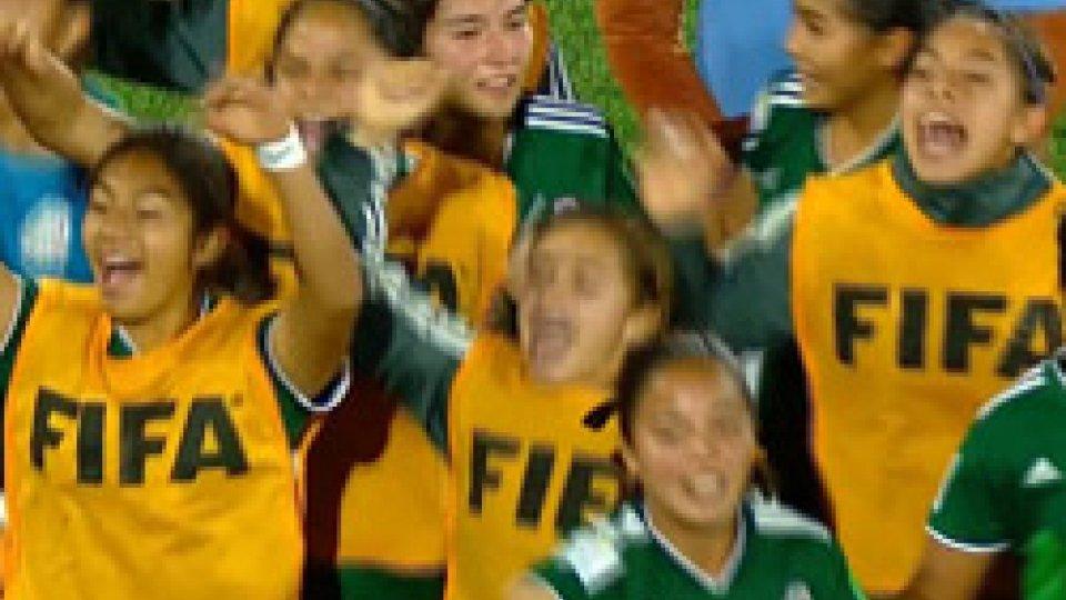 MessicoFemminile: sarà Spagna-Messico la finale del Mondiale Under 17
