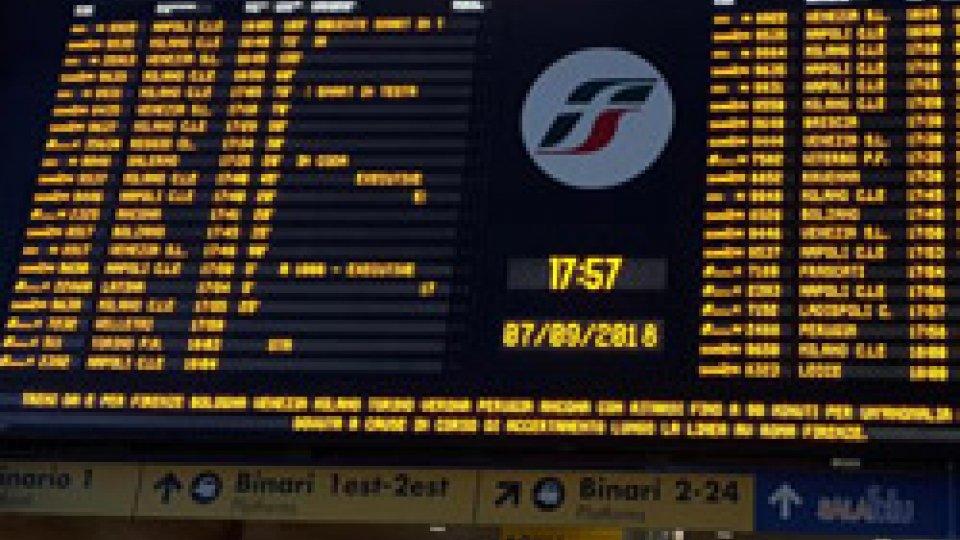 i ritardi segnalati @corriere