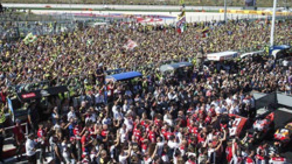 Il GP di San Marino e della Riviera di Rimini è da record