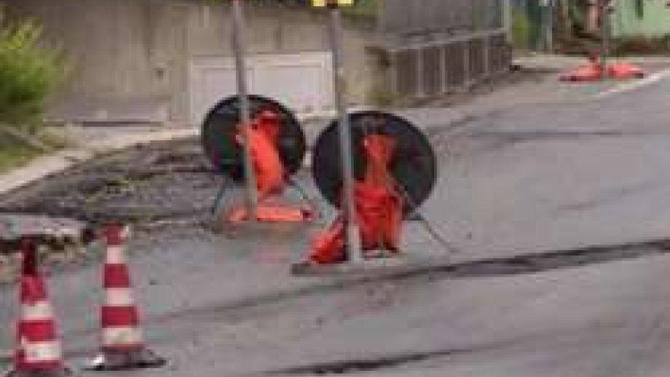Strada CelidoniaFalciano: i residenti di Strada Celidonia chiedono interventi urgenti sul manto stradale