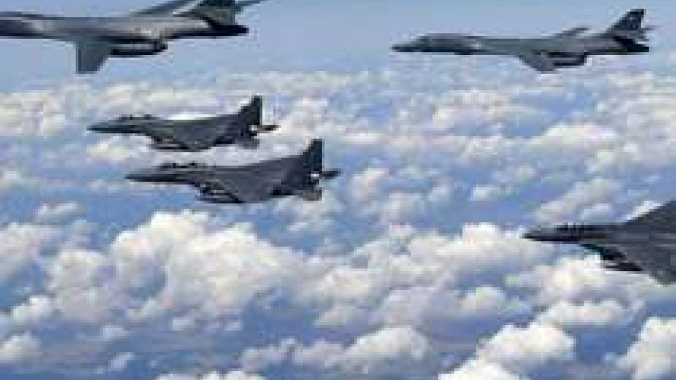 USA inviano bombardieriCorea del Nord: USA inviano bombardieri nei pressi del confine
