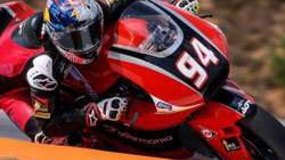 Brno: Folger e Kent i migliori delle libere di Moto2/3