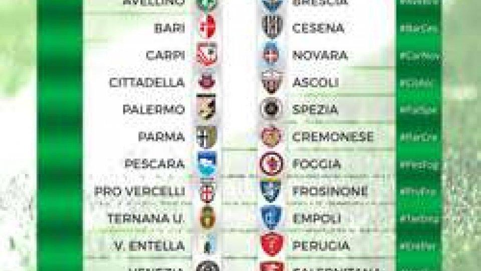 Serie B: presentato il calendario, si parte il 25 agosto
