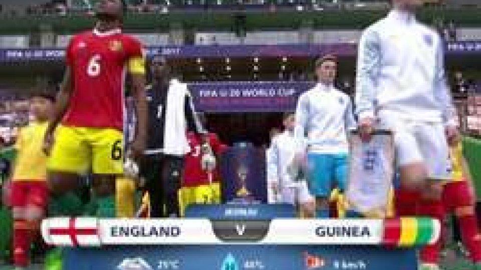 Mondiale Under 20Mondiale Under 20 : Fase a gironi in difficoltà Germania e Argentina