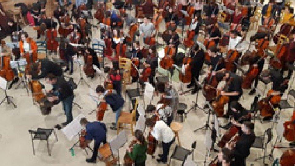 """L'Istituto Musicale Sammarinese al """"Romagna Cello Days"""" organizzato dal Conservatorio di Cesena"""