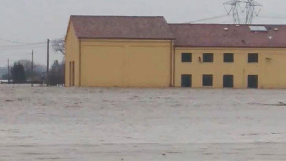 Esondazione del Reno[VIDEO] Maltempo: fiume Reno esonda a Castel Maggiore, famiglie evacuate