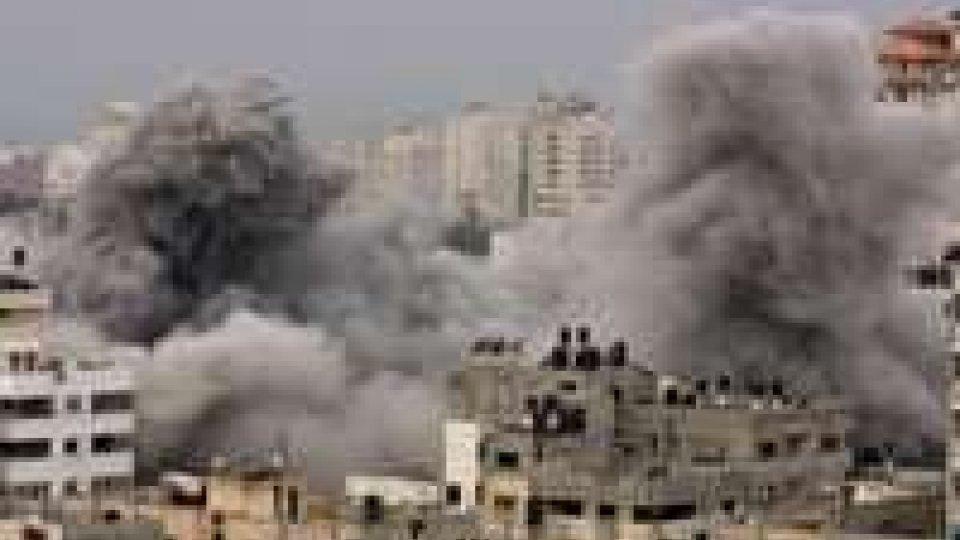 Sangue e razzi sulla striscia di Gaza