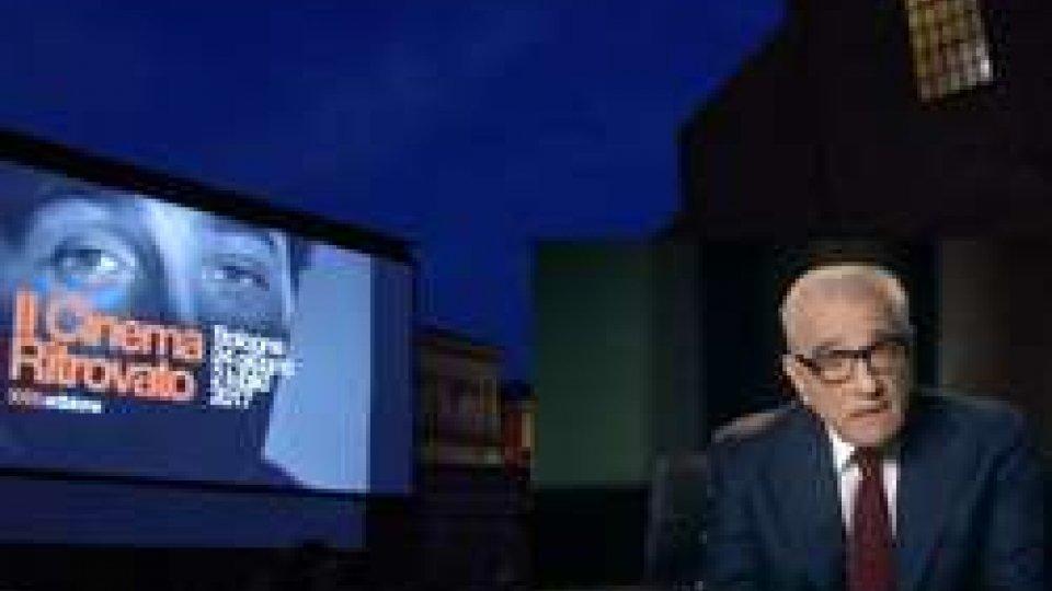 Nuovo appuntamento per la rassegna CINEMA RITROVATOLa CINETECA a Bologna RITROVA l'amico MARTIN SCORSESE