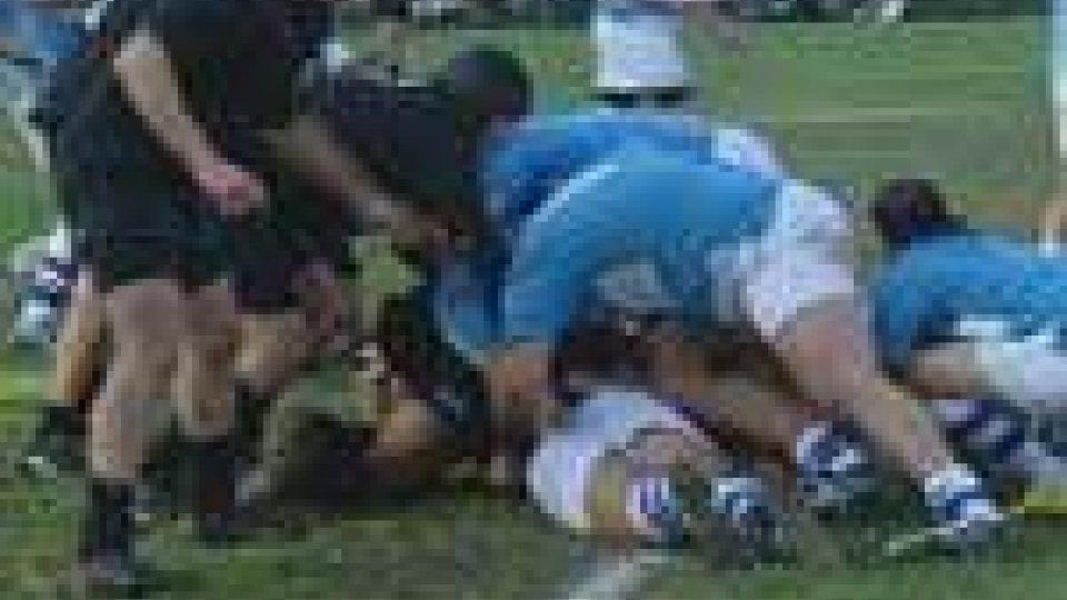 Grande vittoria per il Rugby Club San Marino