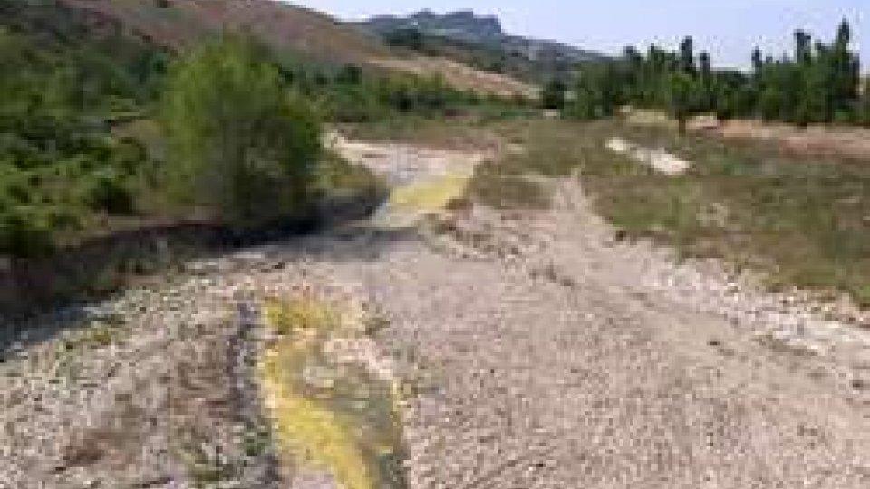 Torrente San MarinoRisorse d'acqua a rischio a San Marino, AASS invita i cittadini a non sprecare