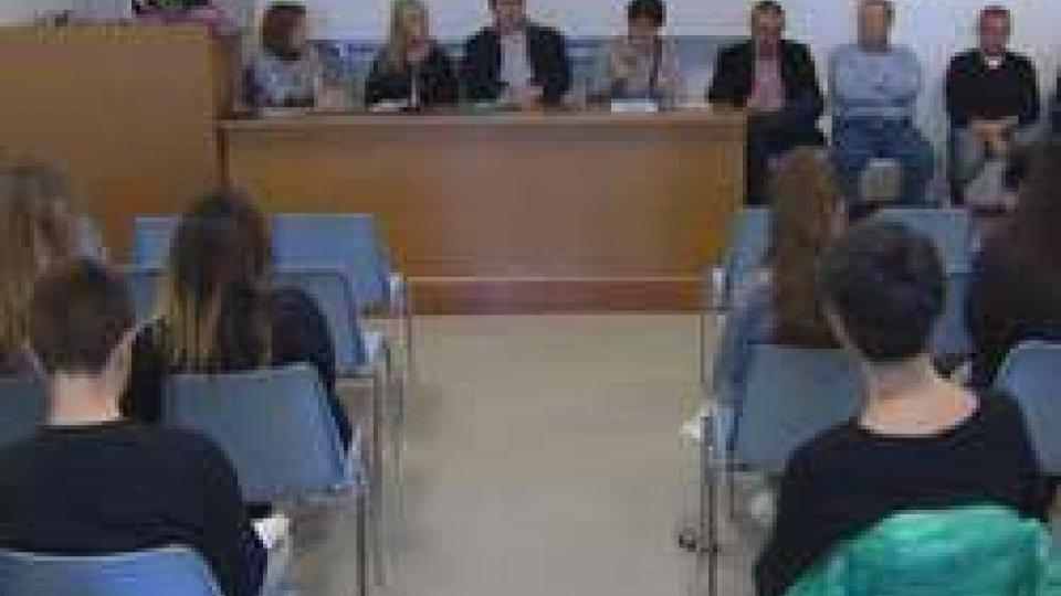 I Presidenti ed i Rappresentanti delle Comunità dei cittadini residenti all'estero incontrano gli studenti della Scuola Superiore