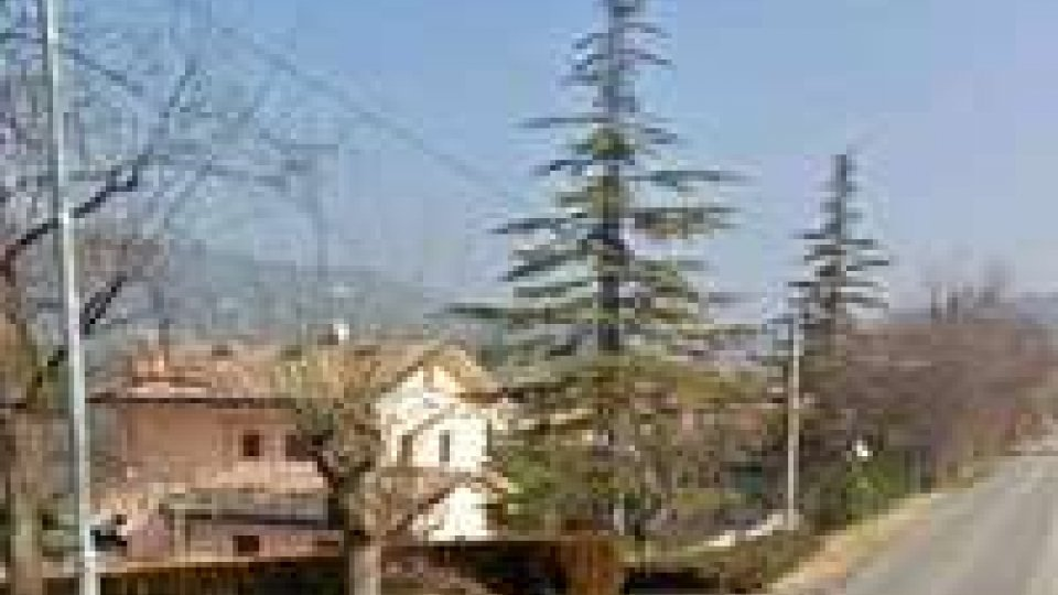 Dogana di Verucchio: infortunio sul lavoro, 29enne cade da cinque metri