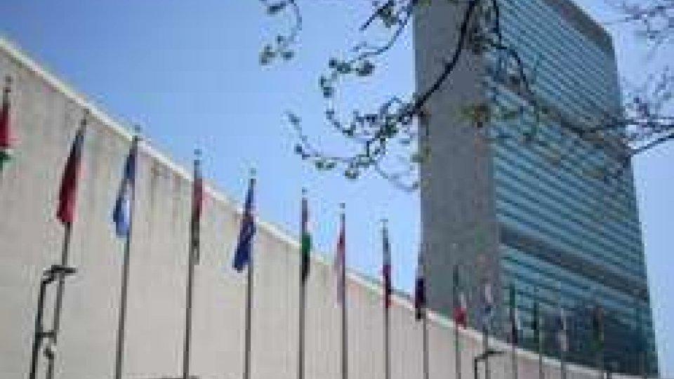"""Palazzo delle Nazioni UniteDiritti umani: """"Anno nero"""" dice l'ONU"""