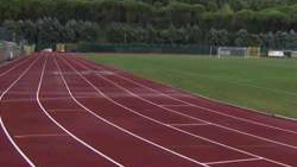 San Marino: una nuova pista di atletica in vista dei GiochiSan Marino: una nuova pista di atletica in vista dei Giochi