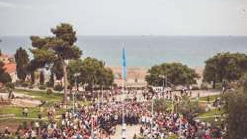 A Tarragona tocca subito a Tiro a Volo e Nuoto