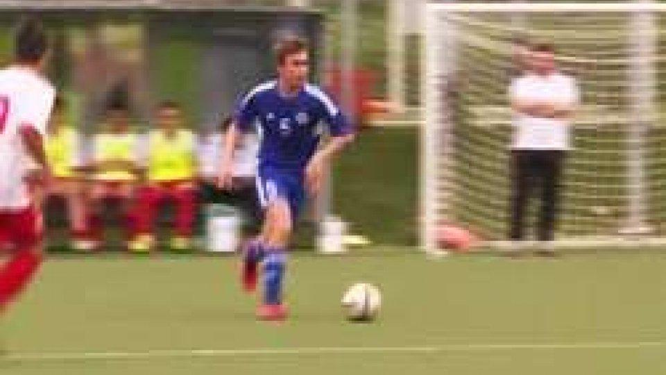 Primo test per la Nazionale Sammarinese Under 16