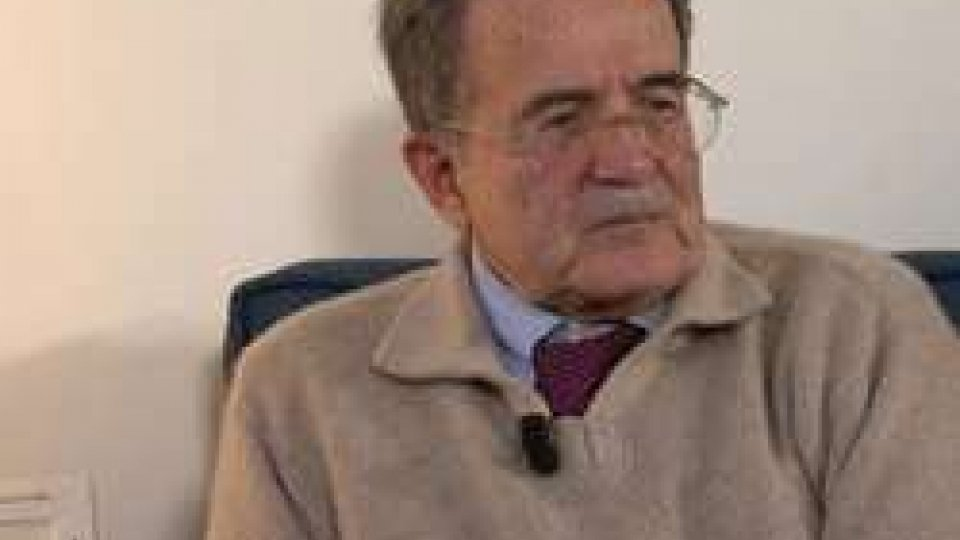 """Romano ProdiProdi: """"L'Europa non conta più nulla"""""""