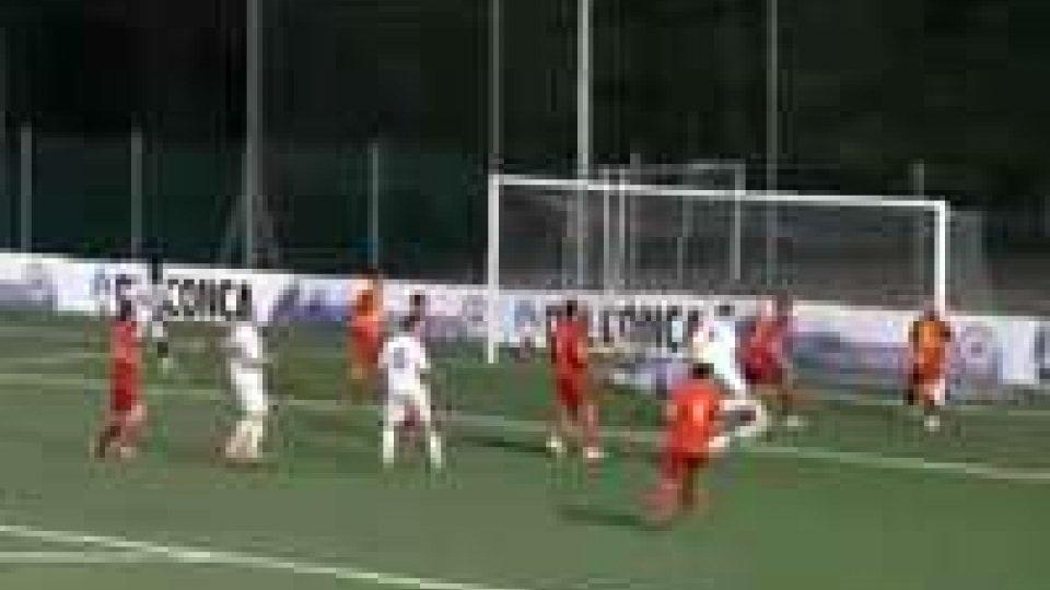 Play Off Campionato sammarinese: Il Tre Fiori di misura sul DomagnanoPlay Off Campionato sammarinese: Il Tre Fiori di misura sul Domagnano
