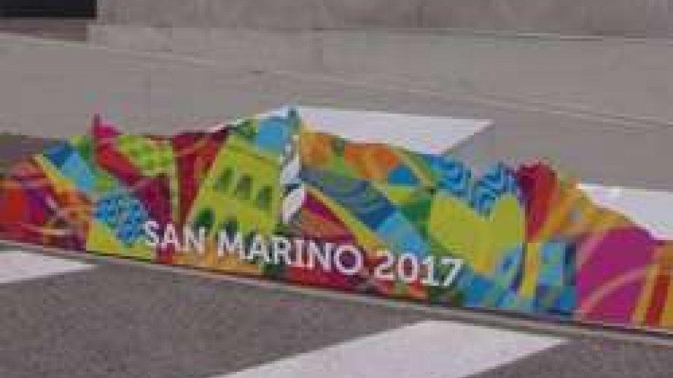 I numeri di San Marino 2017: San Marino delegazione con più uomini, Lussemburgo ha la più numerosa