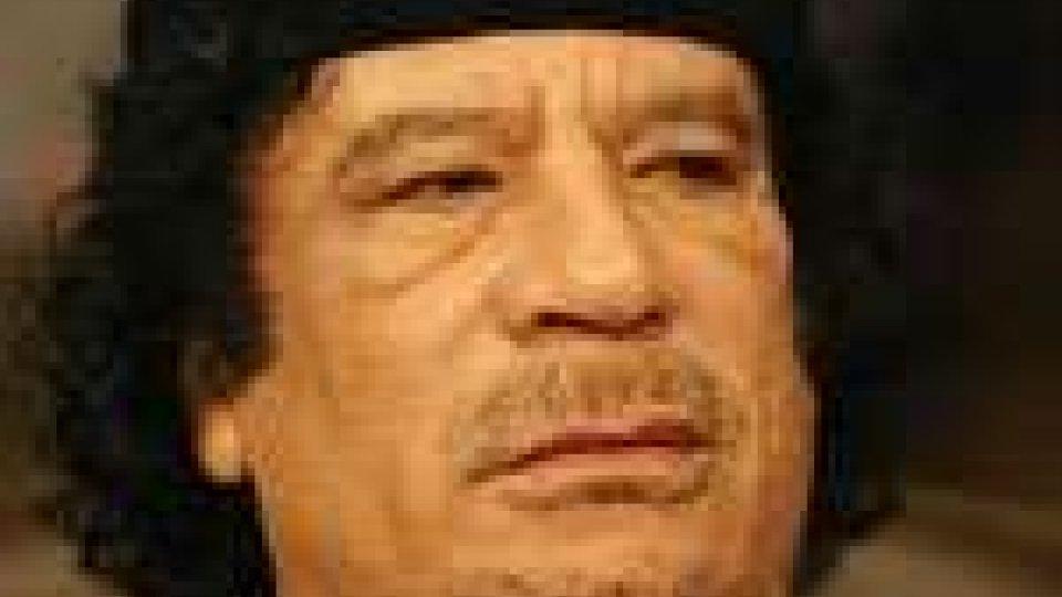 Libia: il regime pronto per riforme ma Gheddafi deve restare