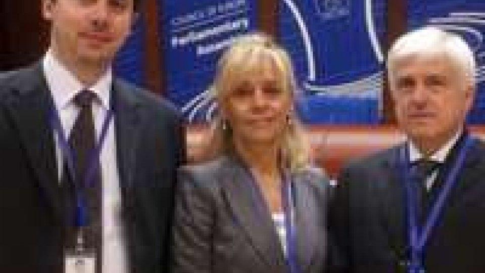 Delegazione RSM a Strasburgo: si parla di integrità di minori e questioni economiche europeeDelegazione RSM a Strasburgo: si parla di integrità di minori e questioni economiche europee