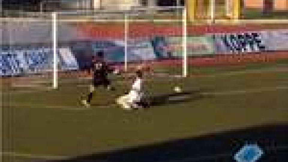 Il San Marino sconfitto in amichevole 0-1