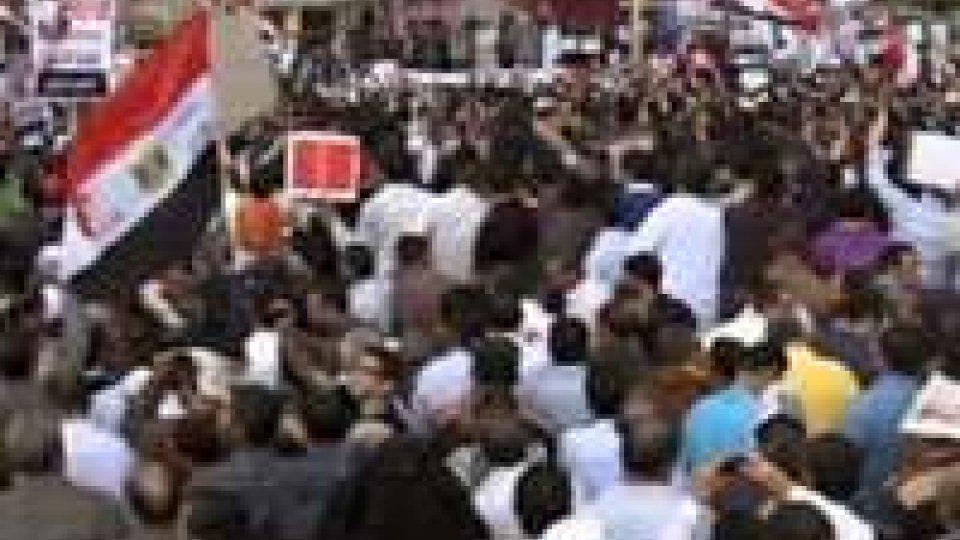 Egitto in fiamme dopo ampliamento poteri presidente Morsi