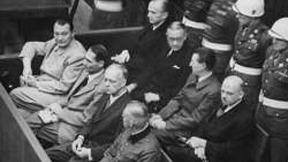 Il 20 novembre 1945 si apre il Processo di Norimberga