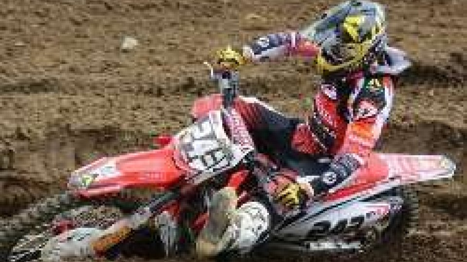Mondiale motocross: vince la new entry Tim GajserMondiale motocross: vince la new entry Tim Gajser