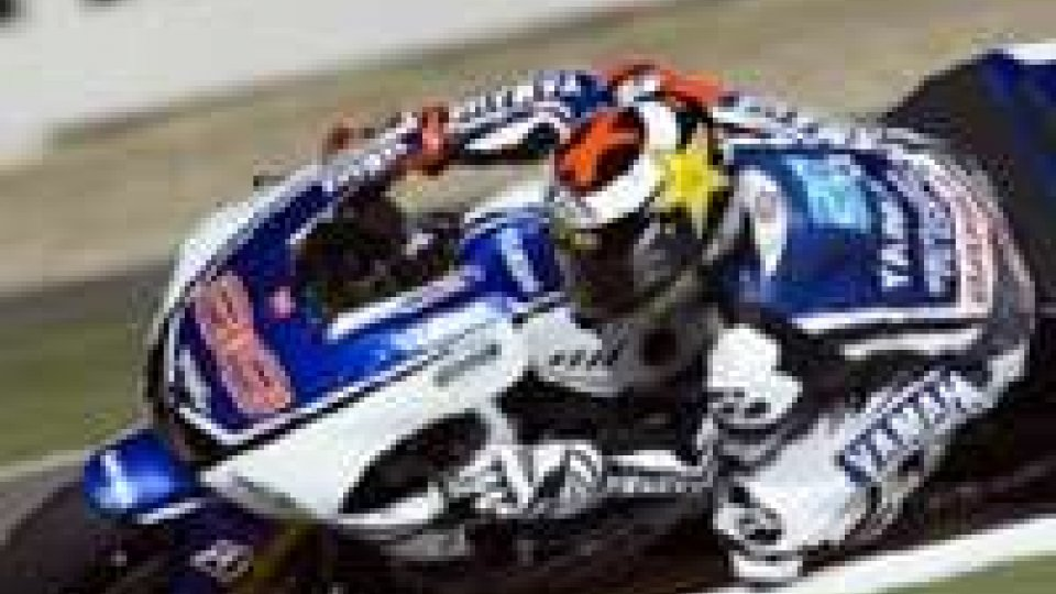 Motomondiale: Lorenzo il più veloce in Moto GP, De Angelis ottiene il decimo tempo in Moto2