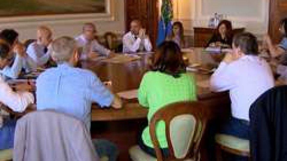 Incontro CSU-Governo sul bilancio di assestamento
