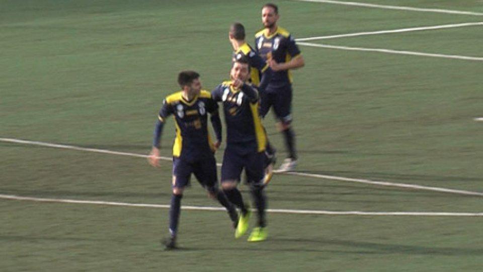 La Fiorita batte la Libertas 2-0Campionato: La Fiorita batte la Libertas con un gol per tempo