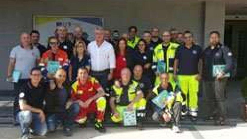 Maxiemergenza, al via il corso per Volontari di Protezione Civile
