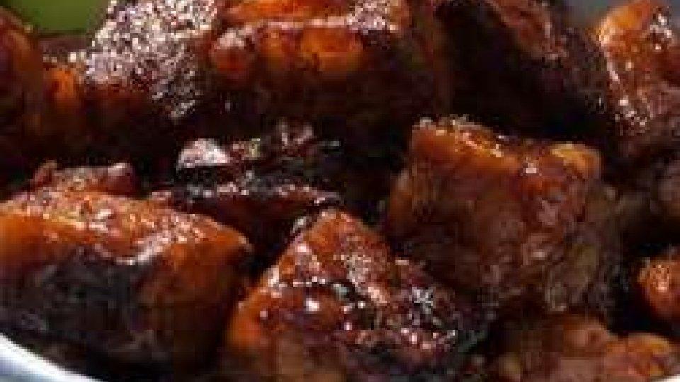 Cucina Veg: TEMPEH IN AGRODOLCE AI SEMI DI GIRASOLE