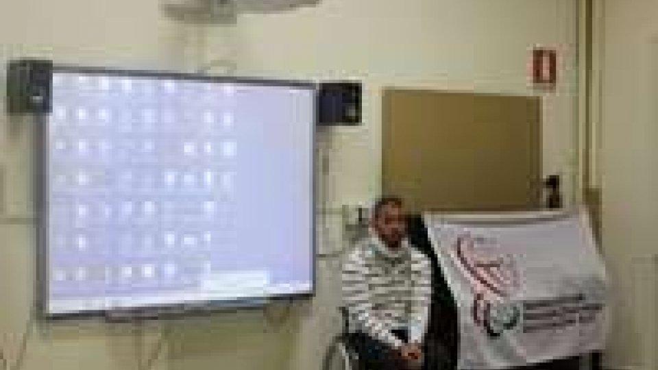 """Prosegue il progetto """"Paralympic School Day"""" alle elementari di San Marino"""