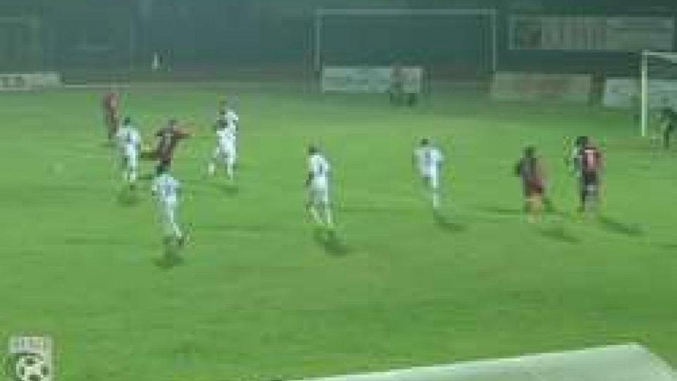 Santarcangelo - Reggiana 1-1Santarcangelo - Reggiana: un pari che serve a poco