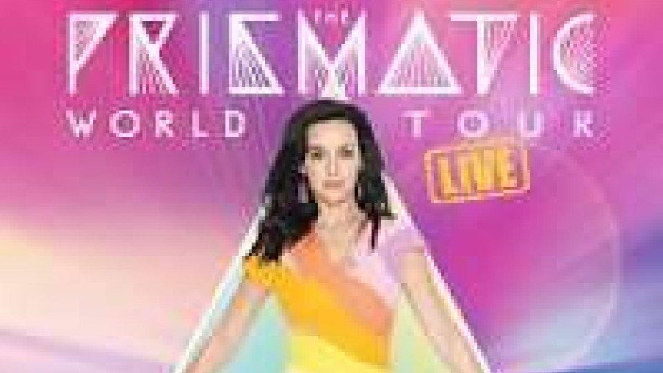 Katy Perry, il 30 ottobre esce dvd live