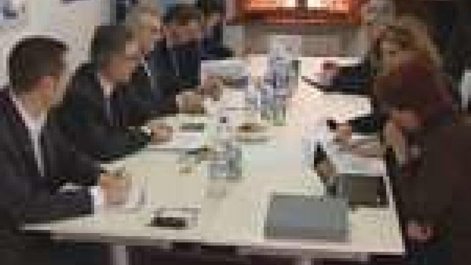 L'Esecutivo del Patto ha esaminato l'ordine del giorno della seduta consiliare
