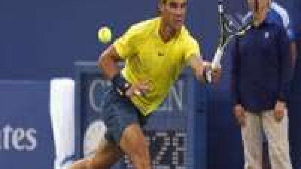 Cincinnati: Nadal batte Federer e va in semifinale