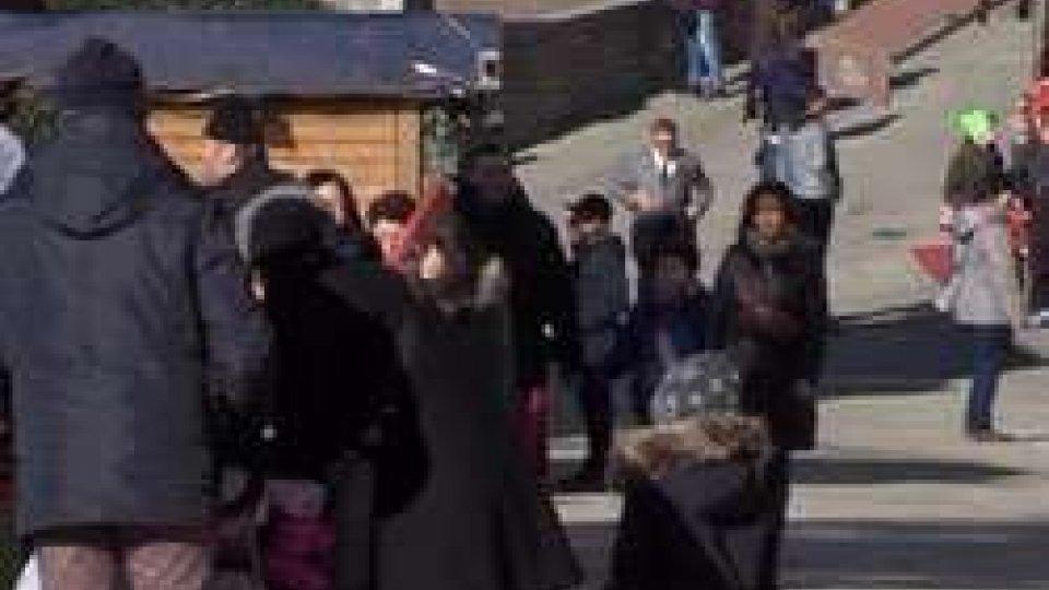 Turismo: oltre mille passaggi in funivia all'ora di pranzo