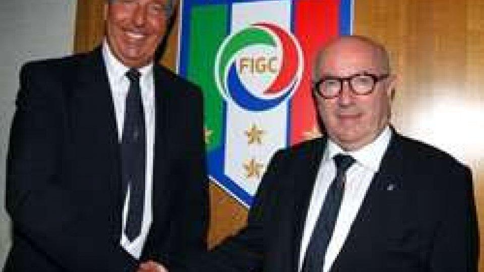 Giampiero Ventura e Carlo TavecchioVentura il prossimo CT: c'è l'annuncio di Tavecchio