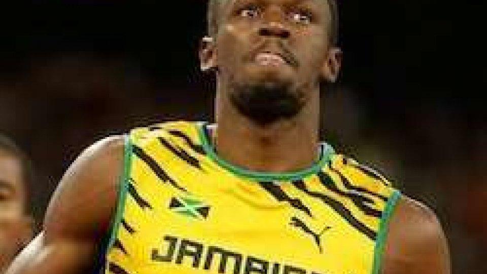 Mondiali Atletica: Bolt oro nei 100 metri