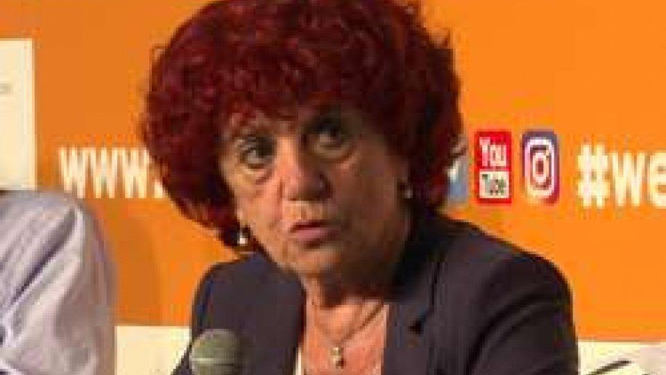 Valeria FedeliWe Free Days: ospite il ministro Fedeli