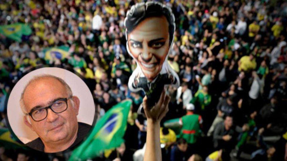 """Giancarlo Dotto sulle elezioni brasilianeBrasile, il giornalista Giancarlo Dotto: Bolsonaro simbolo dell'""""onda planetaria verso populismo e sovranismo"""""""